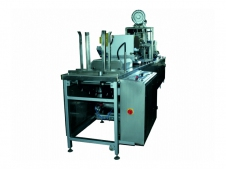 ONE SHOT CHOCOLATE FILLING MACHINE